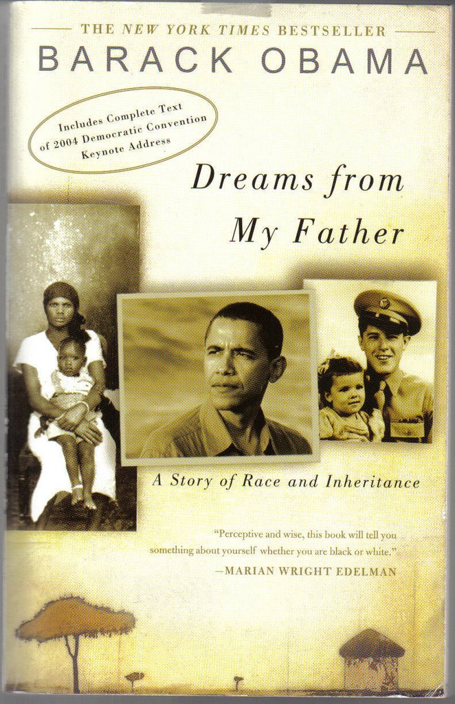 "highwayscribery book reports: ""Dreams from My Father,"" by ..."