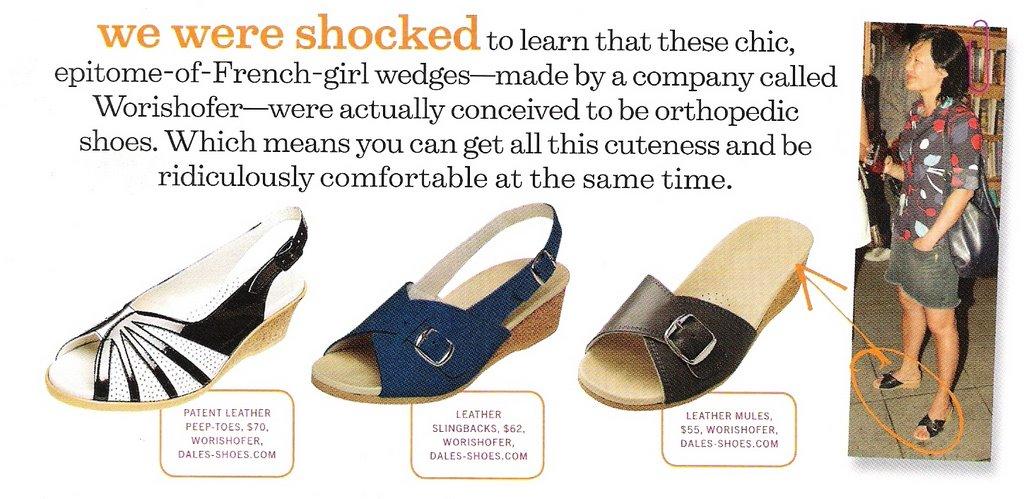 538d5cfcab924 How Worishofer German orthopedic sandals became chic.