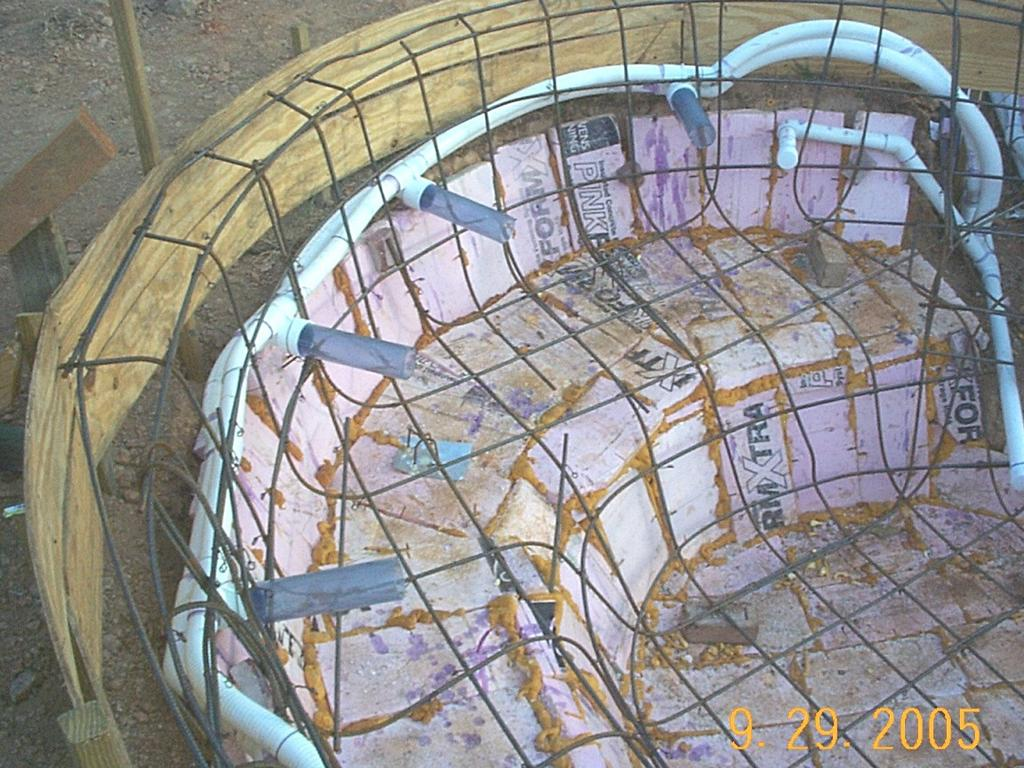 Do It Yourself Plumbing: Do-it-Yourself: Build An Inground Swimming Pool: Spa Jet