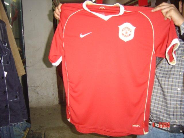 93cb4fe8381 2006 2007 New Man United Kit - World Soccer Talk