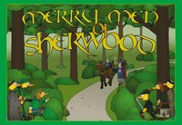 Merry Men of Sherwood - krabice