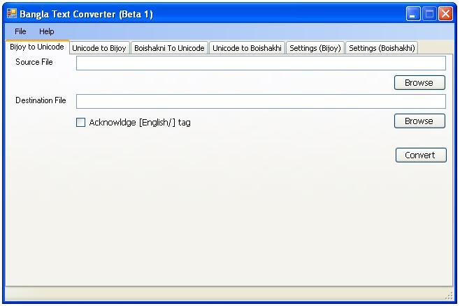 Bangla converter free download