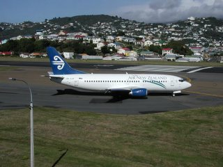 Air New Zealand B737-3xx