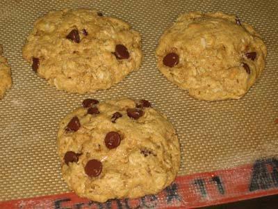 vegan oatmeal peanut butter