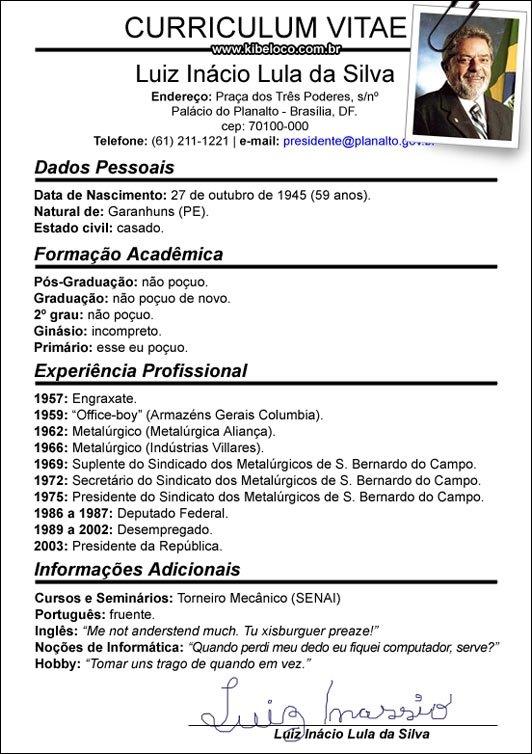 Resumen Ejecutivo Curriculum Vitae Ejemplo Weeksseal Ml