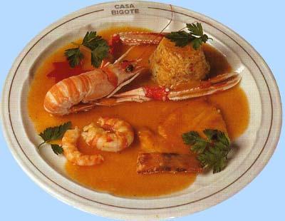 La gastronom a de t bal casa bigote sanl car de bda sitios recomendados fotos - Casa bigote sanlucar ...