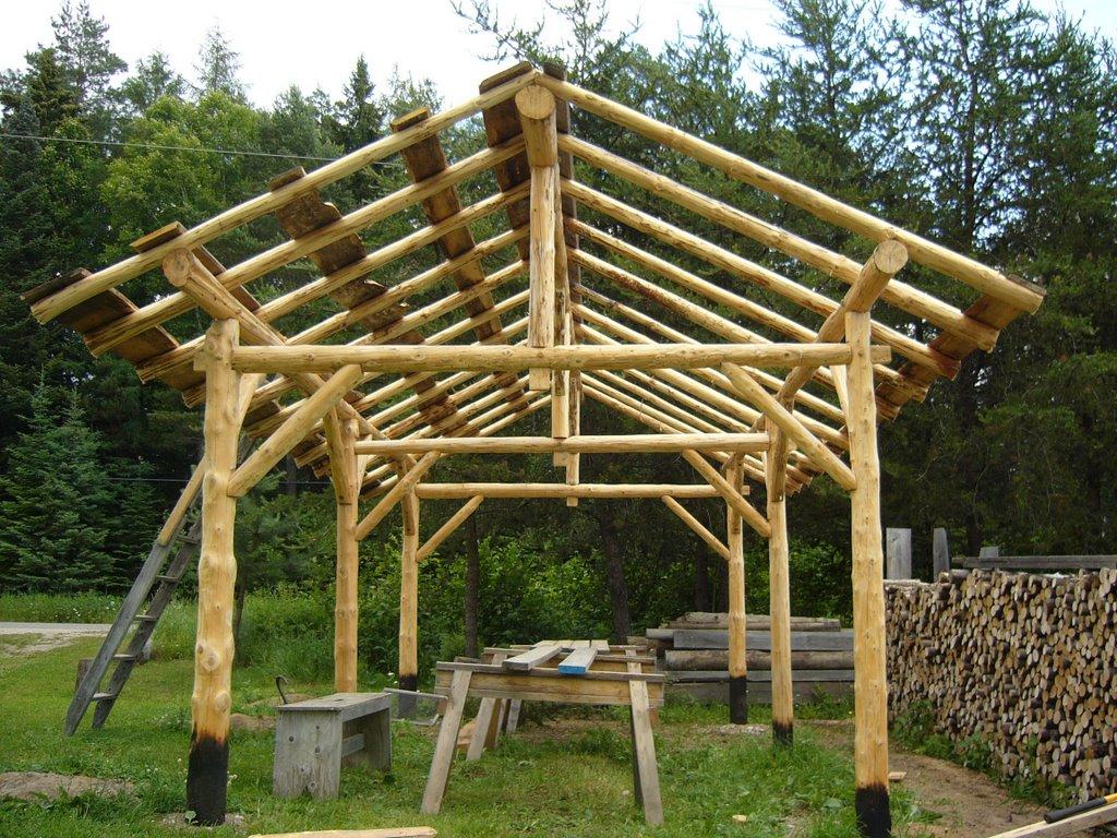 Dan Boileau Timber Framer