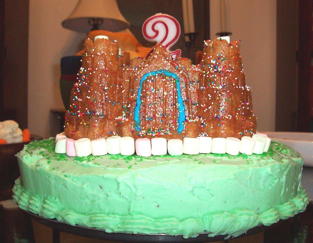 Kiddies Birthday Cakes Roodepoort
