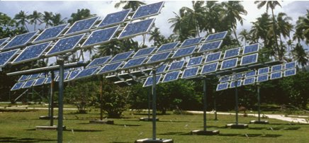 Babasiga Solar Power In Fiji