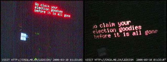 南洋之子: Funny neon LED sign generator