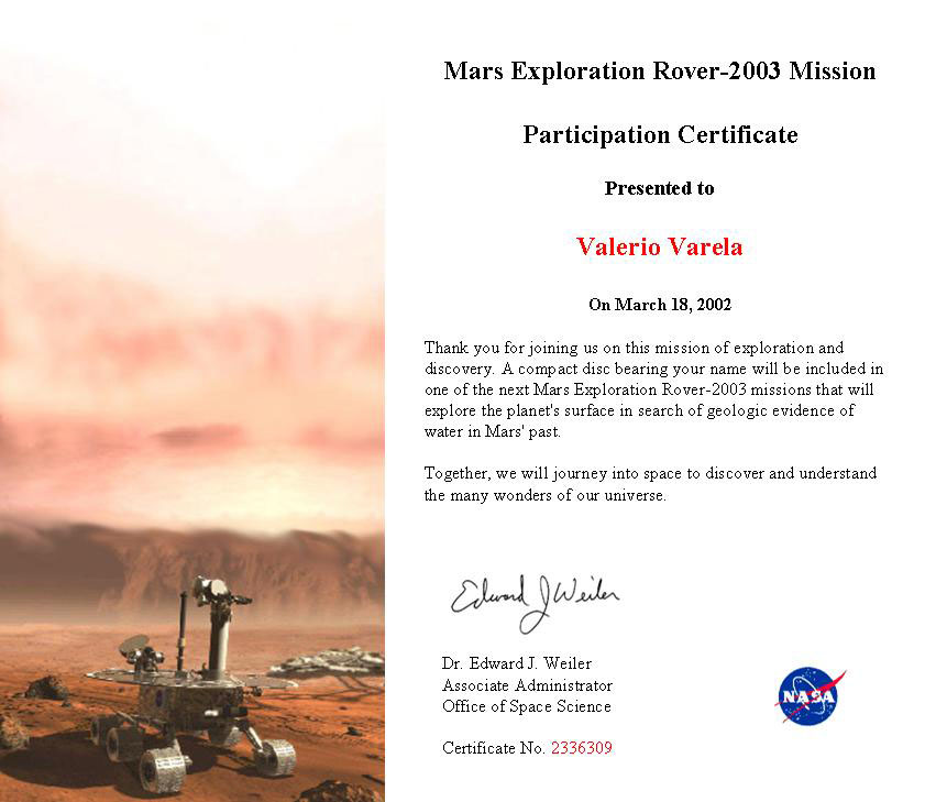 benefits of mars exploration rover - photo #27