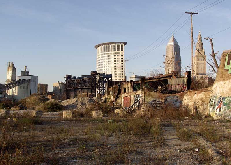 ghetto america cleveland ohio