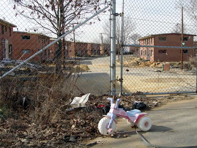 Ghetto America Washington D C Our Nations Capital