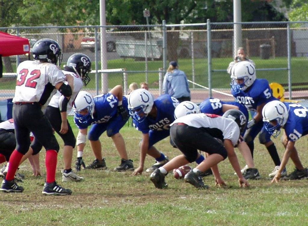 Harrisburg Packers Midget Football Teams 18