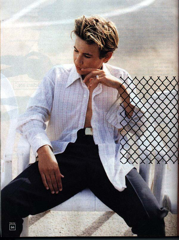 is jonathan taylor thomas gay