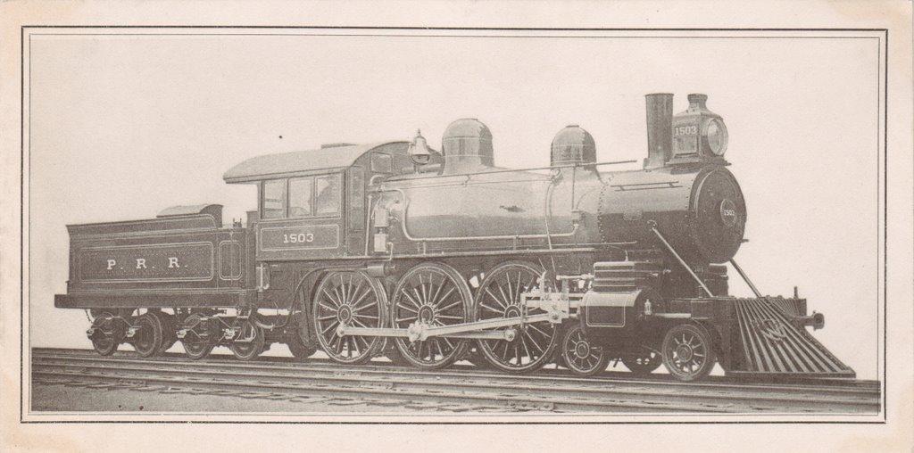 American Locomotive Company Photos: Pennsylvania Railroad