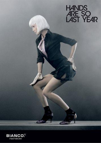 1530d47a760 2WENTY 4OUR: Bianco Footwear
