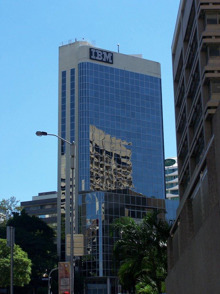 Brisbane City Daily Photo: The IBM Building