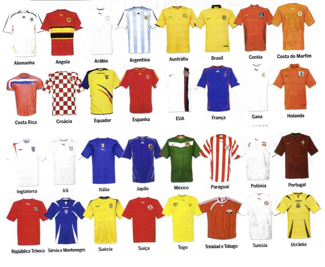 dffab38ab4 Na copa só se viu a seleção do Equador seguindo tal tendencia, e ela sequer  era patrocinada pela puma.