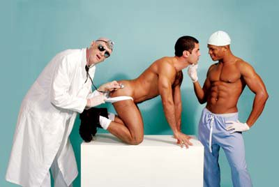 Naked men at doctors stories gay i told him 10