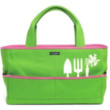 Kate Spade Has Come Out With A Green And Pink Garden Tote For Spring. I  Admit, Itu0027s Cute. But Is It Any Cuter Than An Actual Garden Tote?