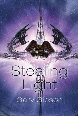 cover for Stealing Light