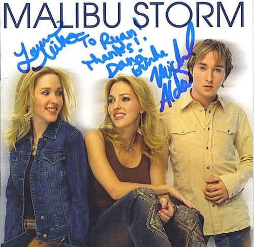 Malibu Nights Concert: RYAN's AUTOGRAPH SUCCESSES: August 2005