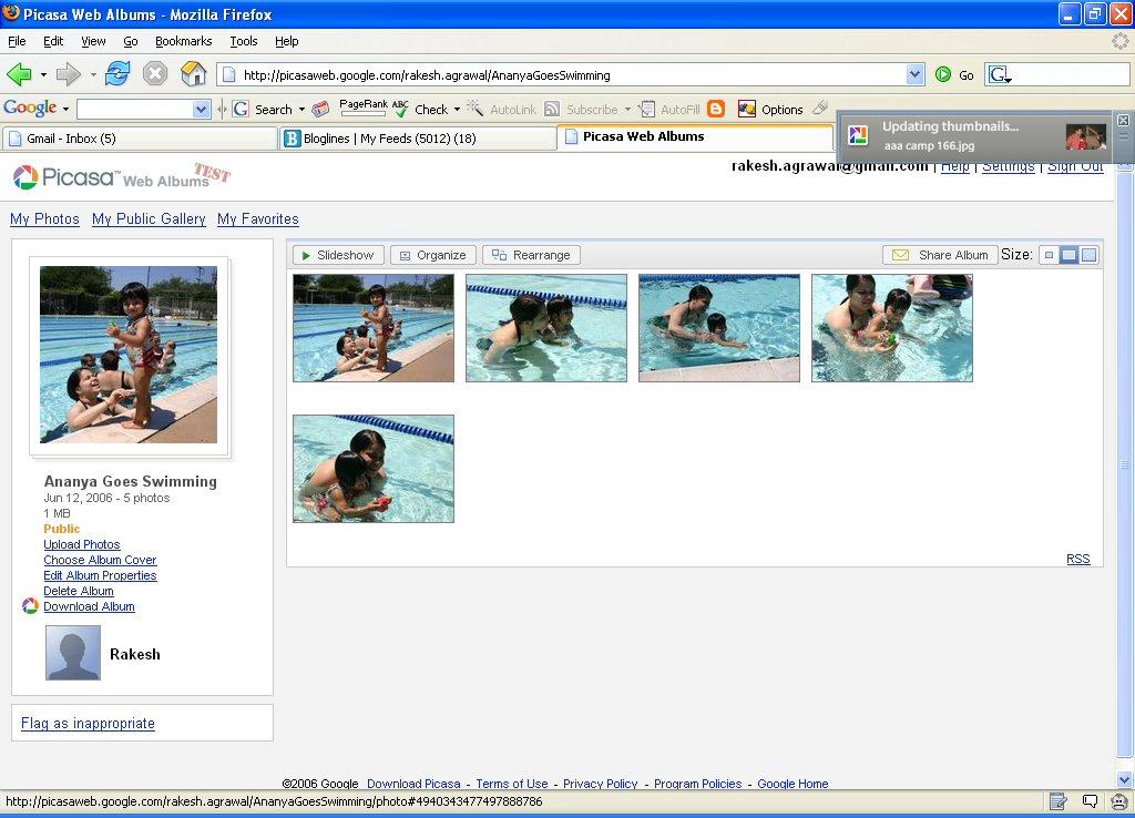 Picasa mp4 video player download
