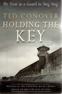 Holding the Key bookcover, Scribner
