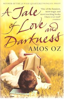 A Tale of Love and Darkness bookcover; Vintage