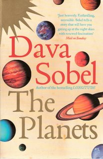 The Planets bookcover; Harper Perennial