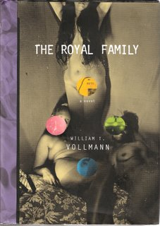 The Roayl Family bookcover; Viking
