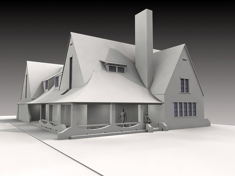 Architecture Yp More Sketchup Techniques