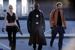 Blade Trinity movie review