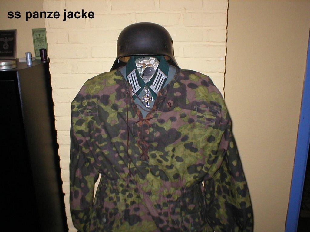 feld military jacken