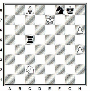 Problema de ajedrez extra por vacaciones