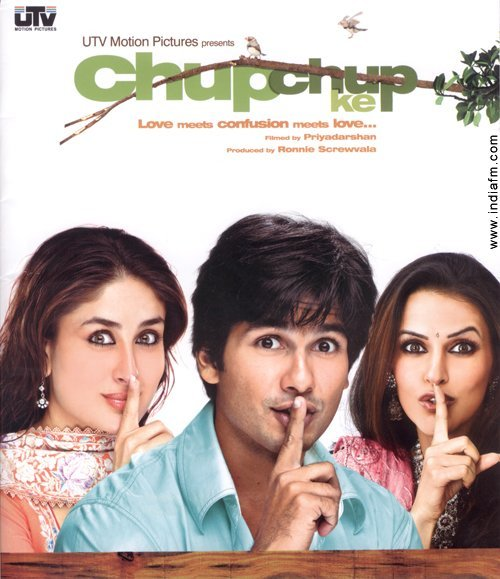 Quick Review: Chup Chup Ke | a (Indian) Tryst with Theology