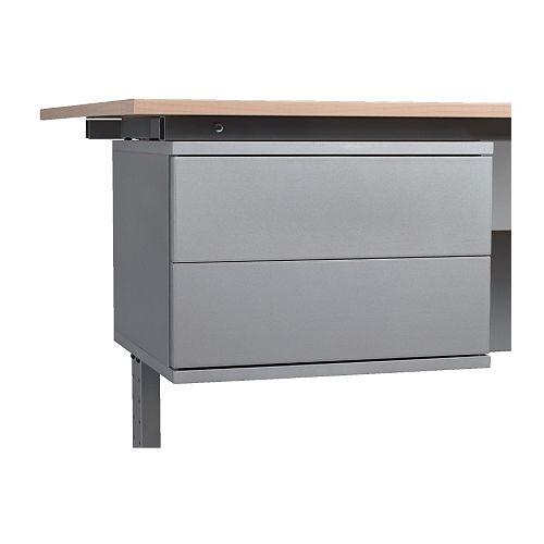 at least one cool thing the jerker desk. Black Bedroom Furniture Sets. Home Design Ideas