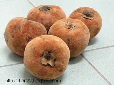 Weird Brown Fruits 6