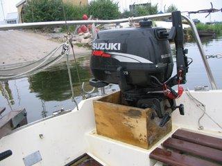 2 stroke outboard - long term storage