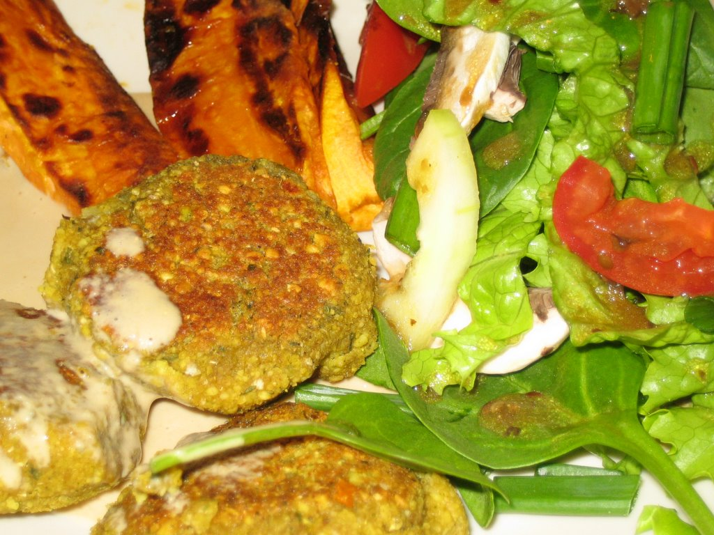 Fantastic Foods Falafel Mix Recipe