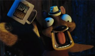 Chatter of the Squirrel: Movie: Hoodwinked - Trouble in ...  Chatter of the ...