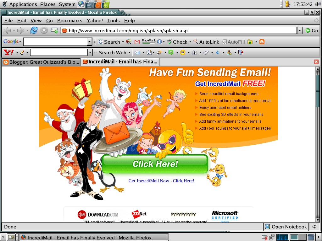 Incredimail alternatives and similar software alternativeto. Net.