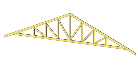 Revit Family Man: New Family - Structural Timber Truss