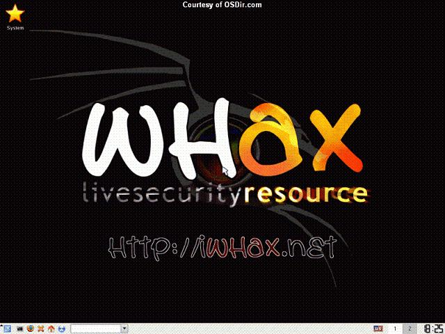whax linux