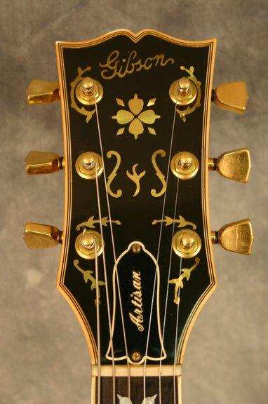 vintage gibson guitars gibson les paul artisan. Black Bedroom Furniture Sets. Home Design Ideas