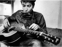 bob dylan playing the gibson j-50