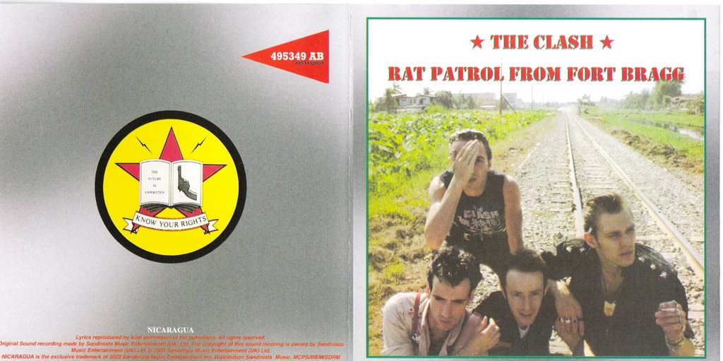 The clash rat patrol from fort bragg youtube.