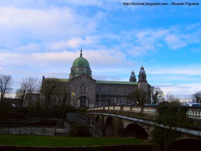 Catedral Our Lady em Galway