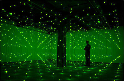 ERWIN REDL: LIGHT INSTALLATIONS & DRAWINGS, Riva Gallery, 529 West 20th Street, New York, November 21, 2003–January 7, 2004